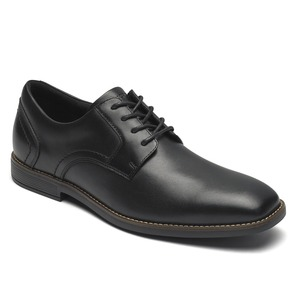 809 M SLAYTER PLAIN TOE BLACK