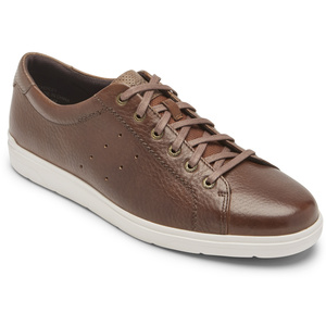 003 M TM LITE LACE TO TOE COGNAC TOLEDO