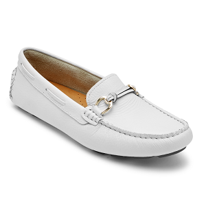 103 W BAYVIEW LOAFER,WHITE